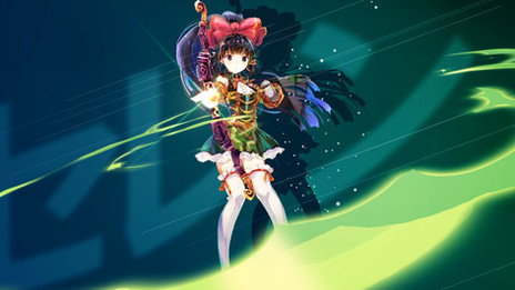 Teria Saga Character Launching