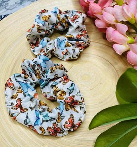 Butterfly Scrunchies