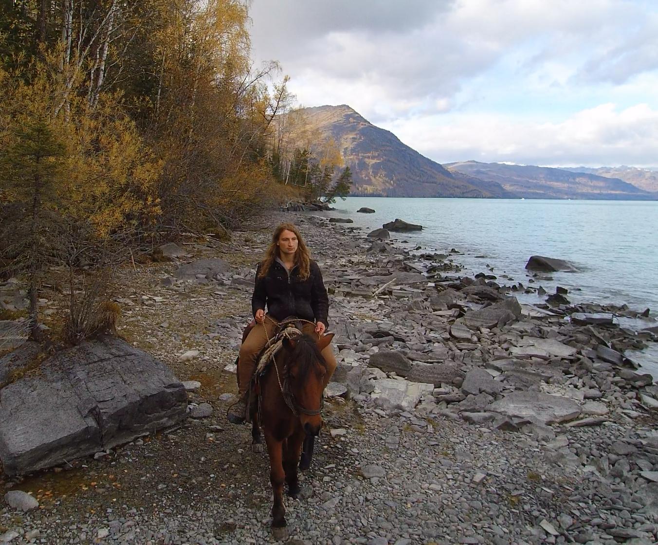 Gino_ Kanas Horseback