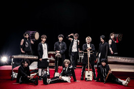 イケメン和楽器集団「桜men」