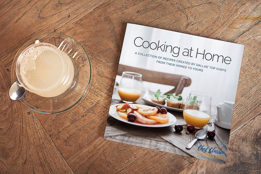 24-hour club cookbook cover mockup lifes