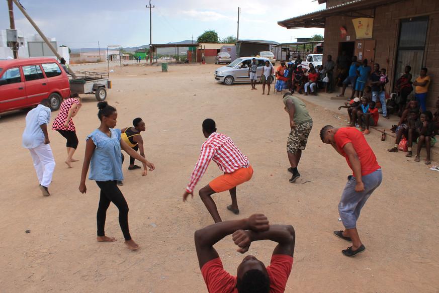 OYO Dance Troupe