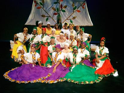 Obeah Opera Cast