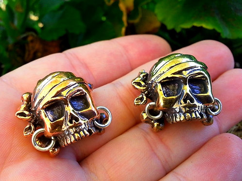 Pirate Skull N Crossbones