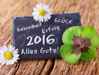 Ihr BeautySpot Kosmetikstudio Dresden Altstadt Team wünscht ein frohes und glückliches Jahr 2016 ...