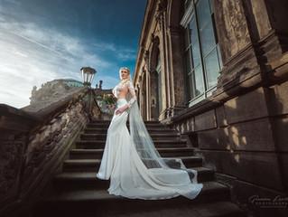 Hochzeits-Styling für VOX-Shooting - Tanning Dresden by BeautySpot | StarTan Tanning Studio Dresden