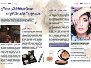 ESSENTIAL professional make up | BeautyBlog Port01 - Frühlingstrends 2017 !
