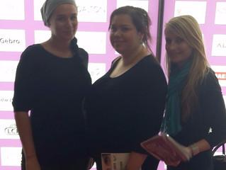 BeautyMesse Berlin - BeautySpot Team Inspirationen ,)