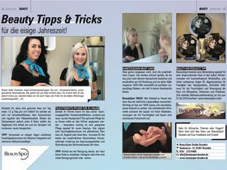 Beauty Blog Magazin Port01 - Hautpflege-Tipps im Winter by BeautySpot Dresden