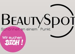 Wir suchen DICH als Junior Beauty-Manager in Dresden (m/w) im BeautySpot Kosmetik Studio Dresden !