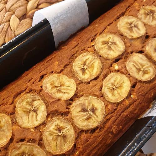 Bananenbrood met kokos - Suiker, Gluten en Lactosevrij