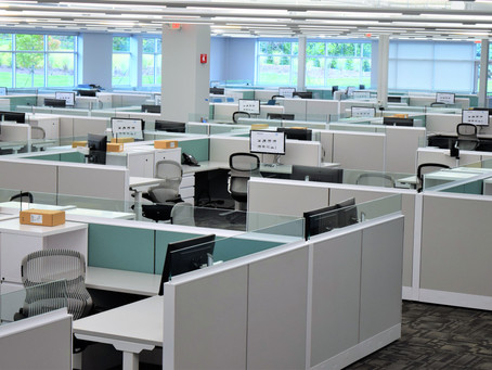 Reconfigure Your Work space to Revitalize Your Workers