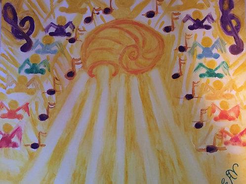 The Angel Choir of Healing -AH