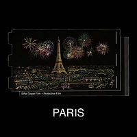 Lago Scratch Light 刮畫座檯燈巴黎 Paris-Film.jp