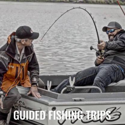 Guided Fishing Trips