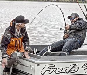 Fraser Valley fishing