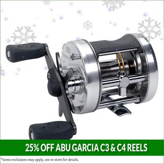 Abu Garcia C3 & C4 Reels