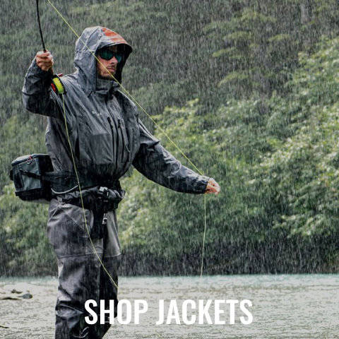 Shop Wading Jackets