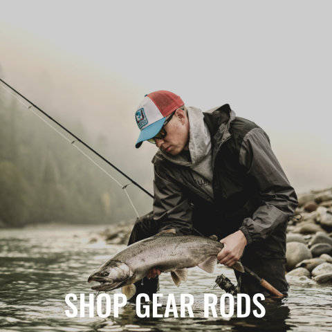 Shop Gear Rods