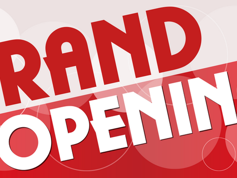 April 1: Grand Opening New Chilliwack Store