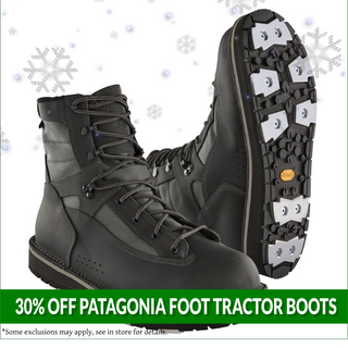Patagonia Foot Tractor Boots