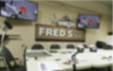 Fred's Courses and Clinics Space