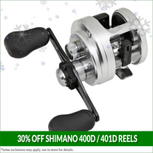 Shimano 400D and 401D