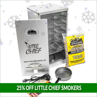 Little Chieft Smokers