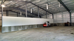 100x100 Grain Storage Building