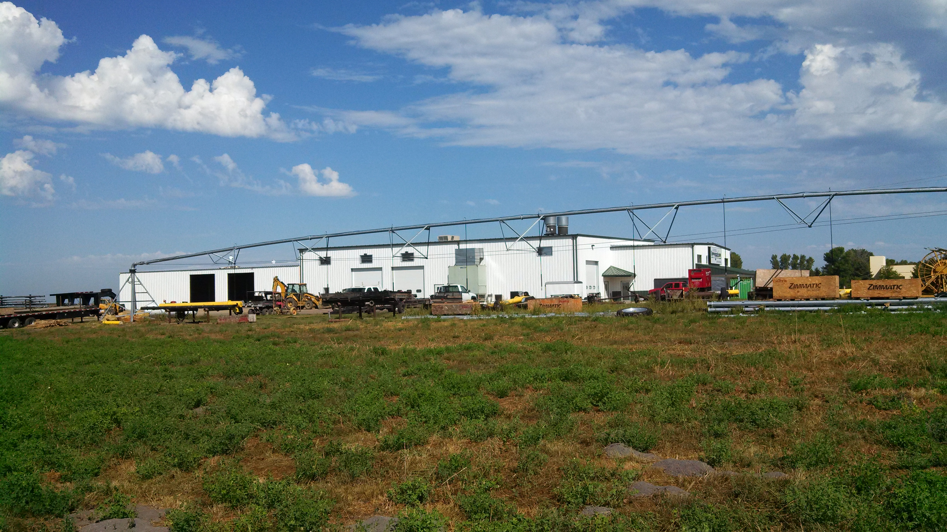 General Irrigation Complex