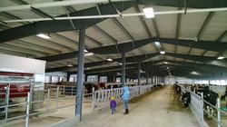 Dairy Facility - Interior