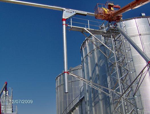 Grain storage system