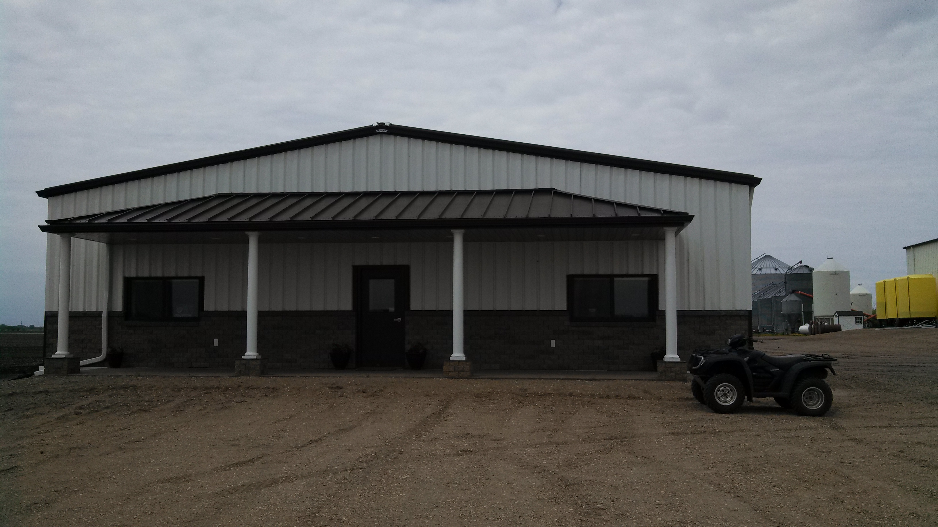 40x50 Farm/Seed Sales Office