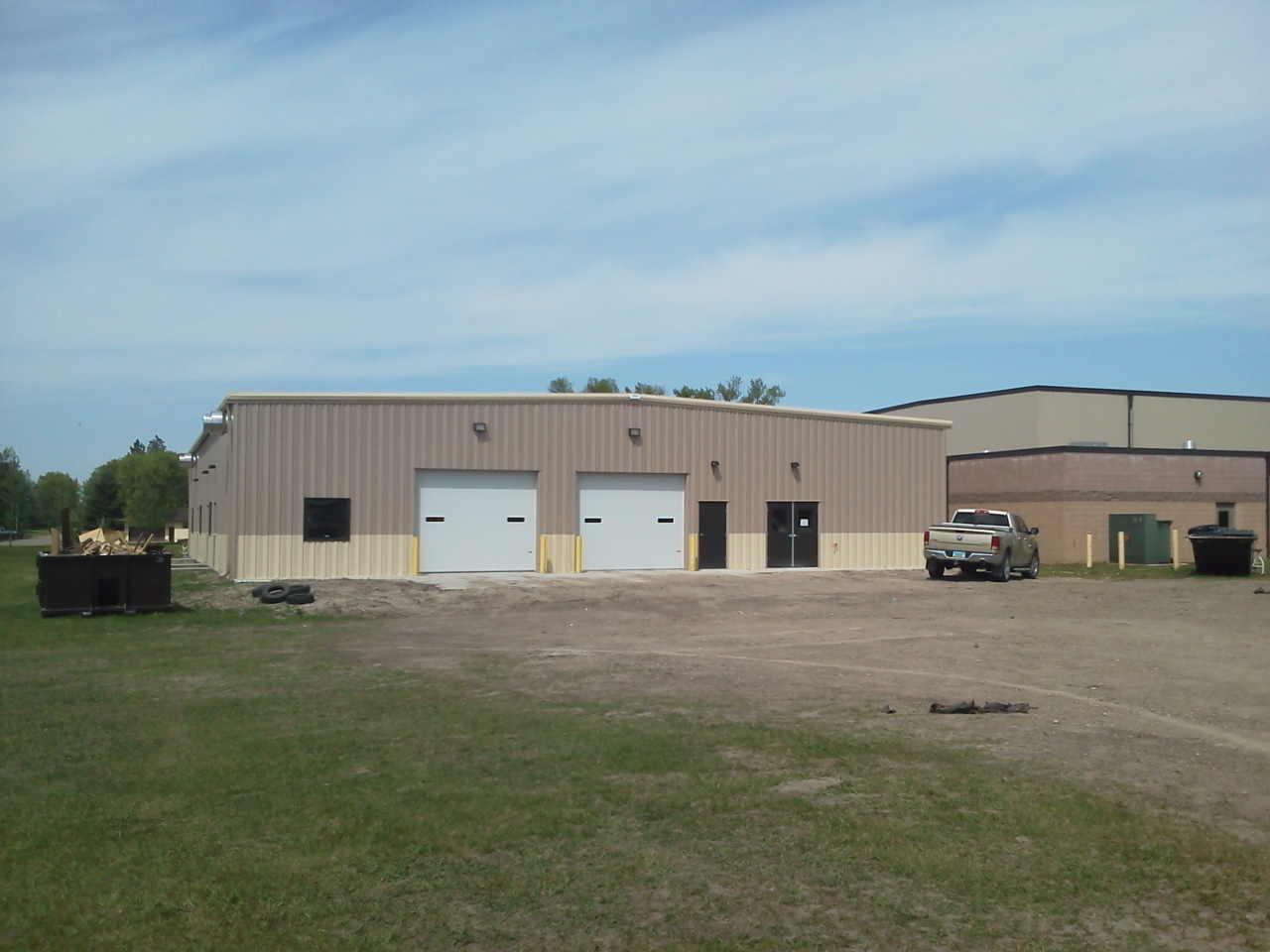 Edgeley School - Shop/Fitness Center