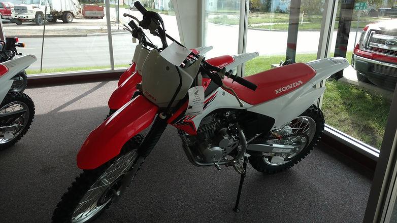 Honda CRF Dirt Bikes