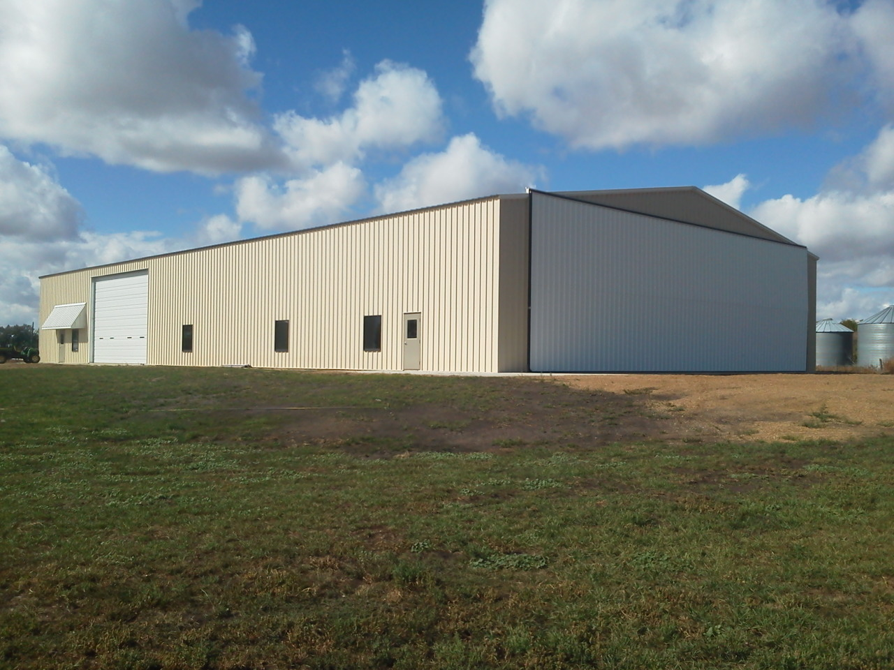 80x150 Storage Building