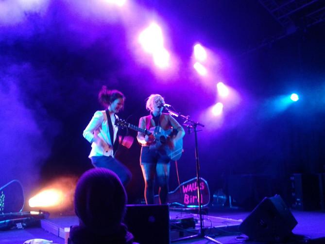 Marina&Guitar @Kulturfestival 2015
