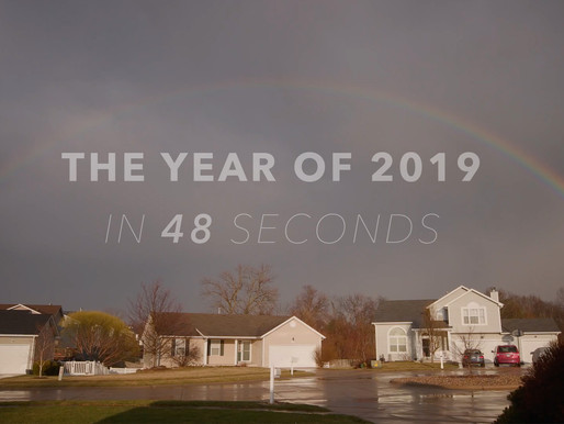 2019 in 48 Seconds