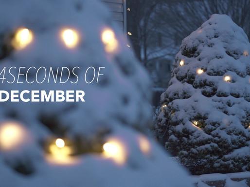 24 Seconds of December