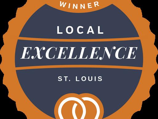 24Frames, Inc. Wins Local Excellence Award