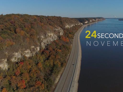 24Seconds of November