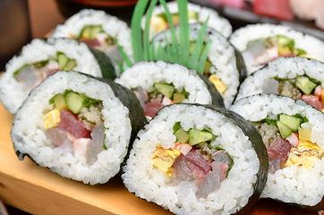 巻き寿司メニュー