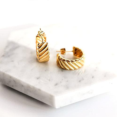 The Harper earrings
