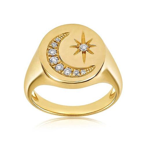 Together We Shine ring