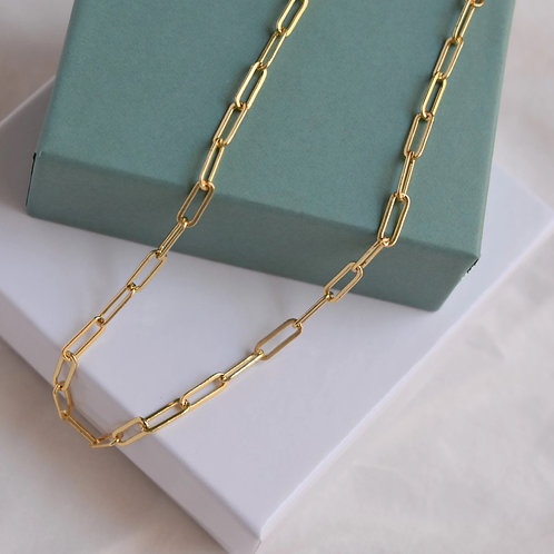 The Ellin Necklace - Gold