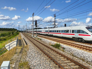 Forget the Autobahn: Discover Germany by train