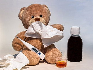 German Illness - Beware the draught