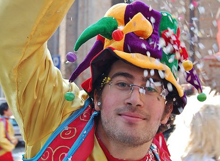 The fifth season: How German carnival takes over and splits the nation for days of folly