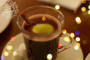 An Authentic Glühwein Recipe