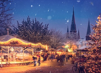 Food, kitsch, gifts and sweet alcohol:  Germans love Christmas markets – as do Mancunians